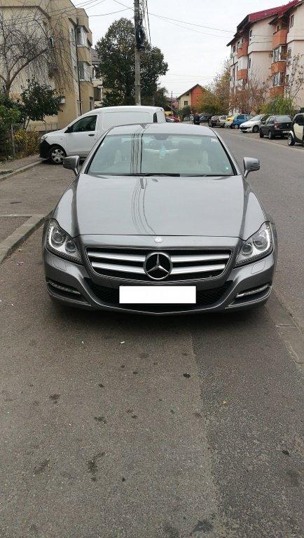 Dezmembrez Mercedes CLS w218 an 2012