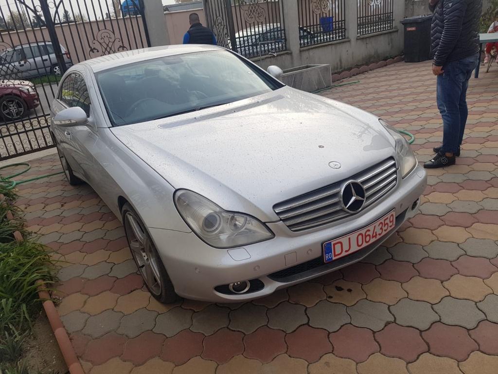 Dezmembrez Mercedes CLS W219 2007 cupe 2987