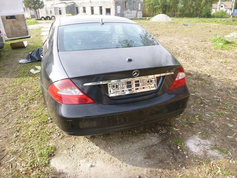 Dezmembrez Mercedes CLS W219 // C219 CLS 320 CDI // CLS 350 // CLS 500 // CLS 550
