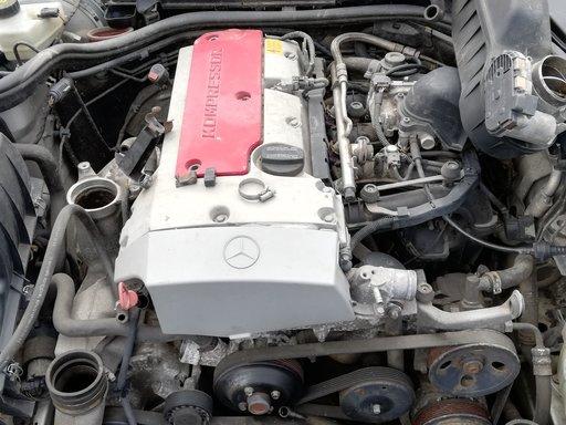 Dezmembrez Mercedes Compresor E Class E 200 2002