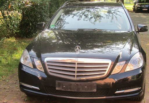 Dezmembrez Mercedes E 2.2 d W 212 2009 - 2015 - orice piesa pe stoc