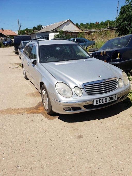Dezmembrez Mercedes E-CLASS combi S211 2005 Break 2.7 cdi