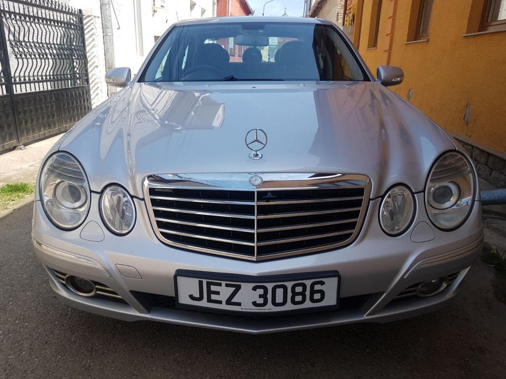 Dezmembrez Mercedes E-CLASS W211 2008 berlina 2.2