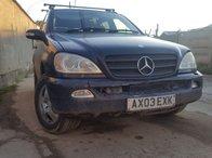 Dezmembrez Mercedes M-CLASS W163 2003 Suv 2.7 cdi