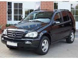 Dezmembrez Mercedes Ml 270 2002 !!