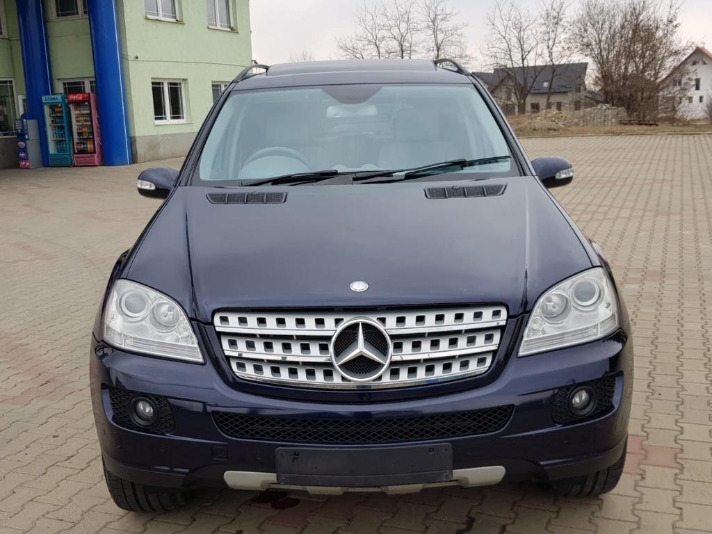 Dezmembrez Mercedes ML320 cdi w164