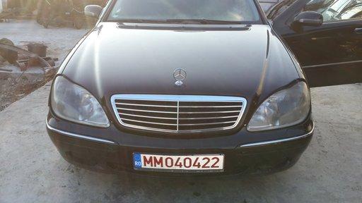 Dezmembrez Mercedes S class w220 ,2001 ,motor 2.7