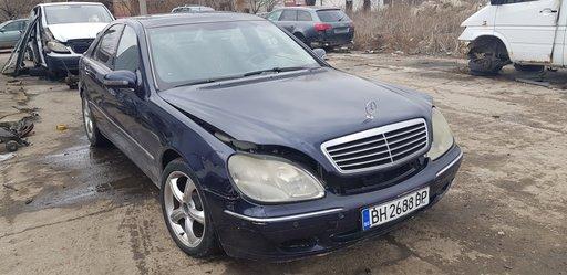 Dezmembrez Mercedes S Classe din 2001