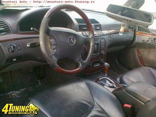 Dezmembrez Mercedes S320 Cdi An 2001 Vand Acte