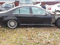 Dezmembrez Mercedes S420CDI S classe w221 an 2008 4.0 Diesel