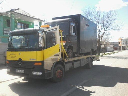 Dezmembrez Mercedes Vario