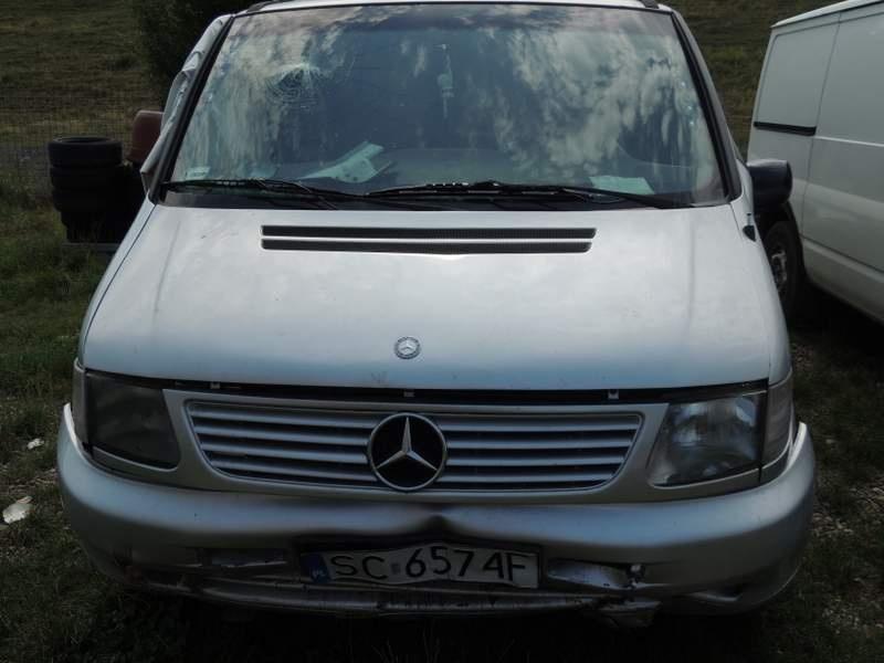 Dezmembrez MERCEDES VITO 110, model masina 2002