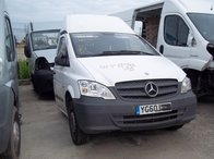 Dezmembrez Mercedes Vito2.2 cdi 2011