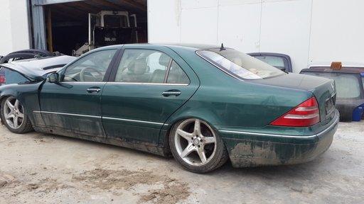 Dezmembrez Mercedes W 220, S-class 2002 5.0 benzina