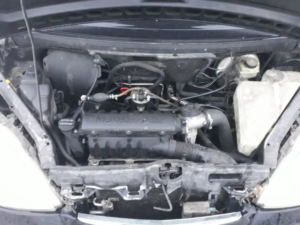 Dezmembrez mercees a class din 2000 motor de 1.7 disel