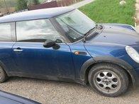 Dezmembrez Mini Cooper, 1.6 benzina, an 2002, albastru