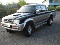Dezmembrez Mitsubishi L200, 2.5TD, 4x4, an 2000