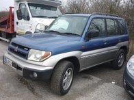 Dezmembrez Mitsubishi Pajero Pinin, 2.0GDI, benzina, an 2002, 4x4