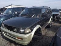 Dezmembrez Mitsubishi Pajero sport 3.0 V6 /2.5 diesel