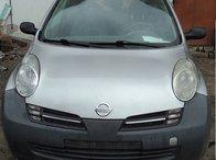 Dezmembrez Nissan Micra, an 2004, 1.5 dci, volan stanga