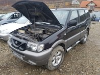 Dezmembrez Nissan Terrano 2 2.7 D 2001 5 portiere