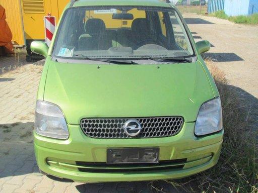 Dezmembrez Opel Agila Motor 972i An.2000