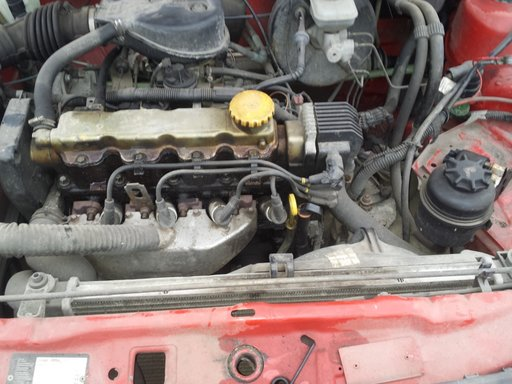 Dezmembrez Opel Astra F 1.6 1998 benzina
