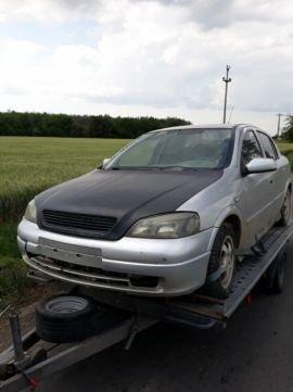 Dezmembrez Opel Astra G 1.2 16v cu gpl