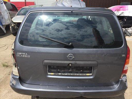 Dezmembrez Opel Astra G-1.6-16valve din 2004