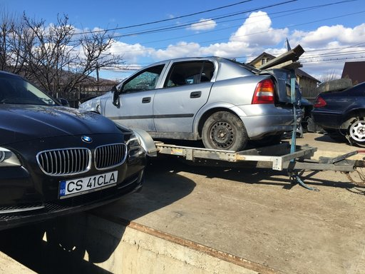 Dezmembrez Opel Astra G 1.6 8v 2003 tip motor Z16SE