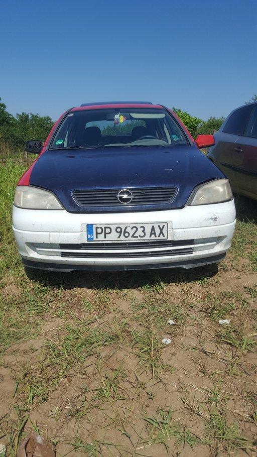 Dezmembrez Opel Astra G 1.6 8V an 1999 cod X16SZ