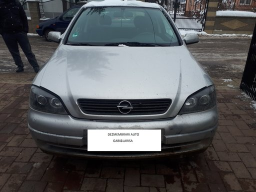 Dezmembrez Opel Astra G 1.6 benzina 8v