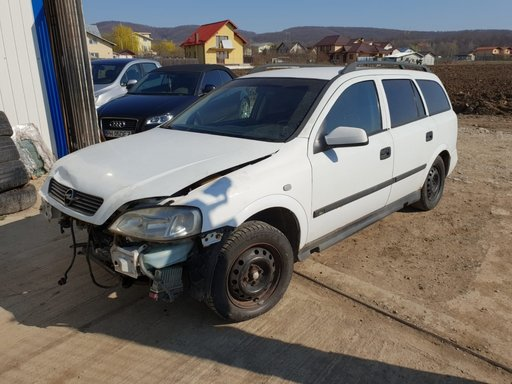 Dezmembrez Opel Astra G 1.7 diesel