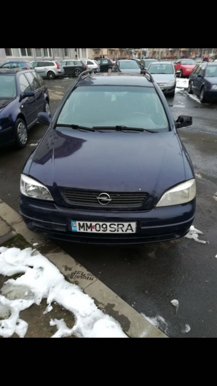 Dezmembrez Opel Astra G 1.7 DTI 2002