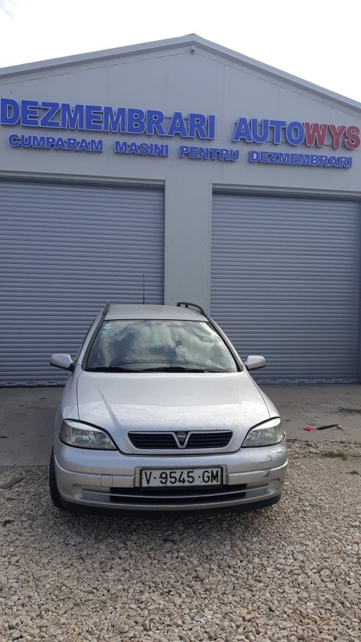 Dezmembrez Opel Astra G 1999 BREAK 1600