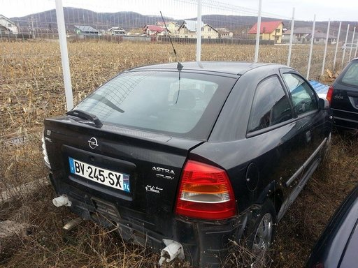Dezmembrez Opel Astra G 2.0 1.6 negru gri
