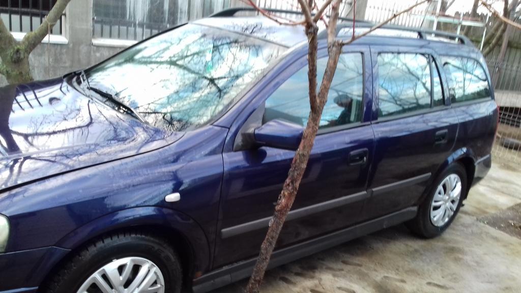 Dezmembrez Opel Astra G 2001 break 1.6 xel