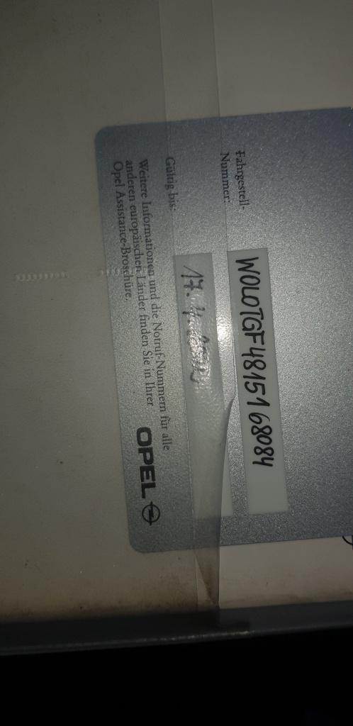 Dezmembrez Opel Astra G 2003 Hatchback 1.7 dti