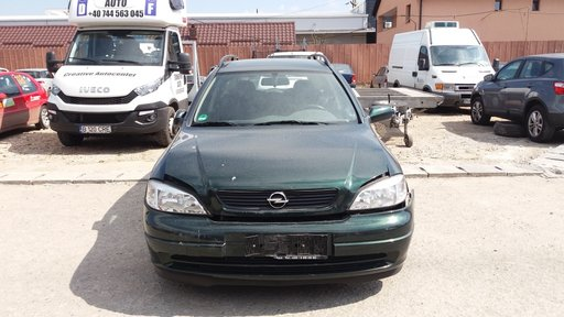 Dezmembrez Opel Astra G combi 1.6 benzina SZR