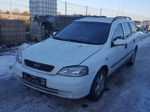 Dezmembrez Opel Astra G,motor 2.0 diesel,an 2001