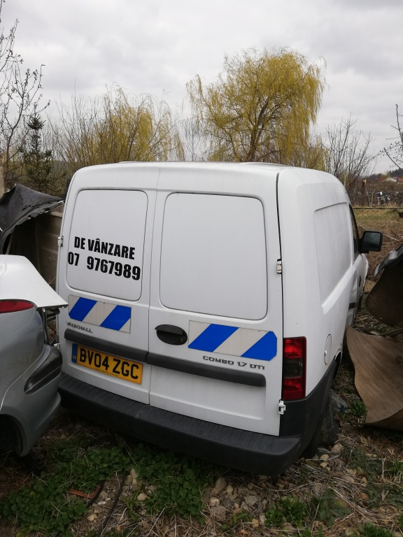 Dezmembrez Opel Combo 2003 , 1,7 TDI