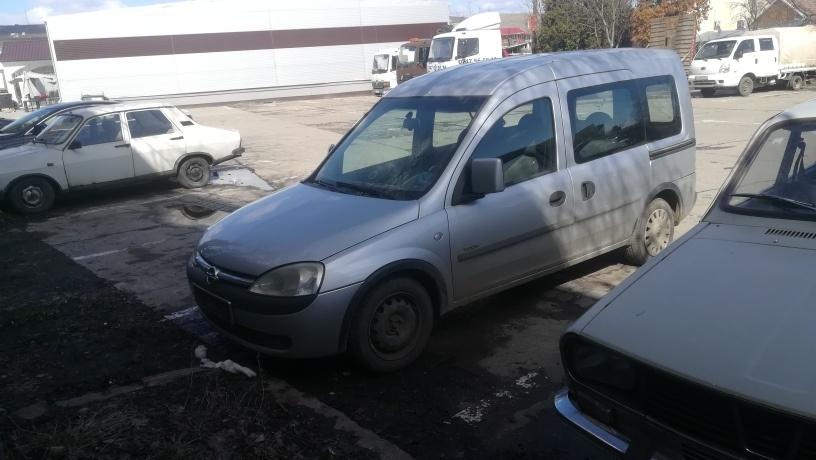 Dezmembrez Opel Combo 2003 1.7dti