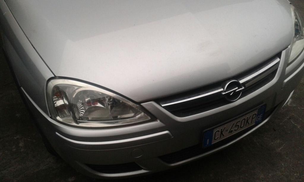 Dezmembrez Opel Corsa 1.3 CDTI,an 2003