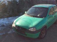 Dezmembrez Opel Corsa B 1.4 benzina an 1996
