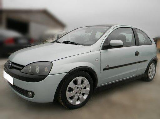 Dezmembrez Opel Corsa C 1.4i 16V, hatchback 2+1 us