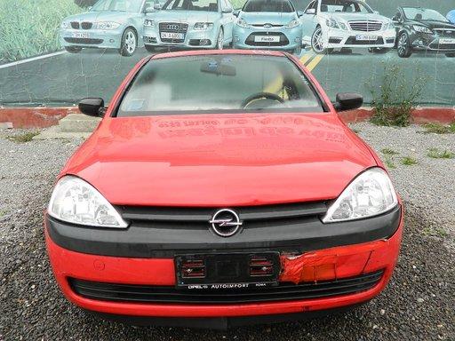 Dezmembrez Opel Corsa C an 2000-2003