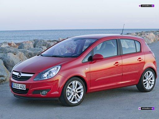 Dezmembrez Opel Corsa D