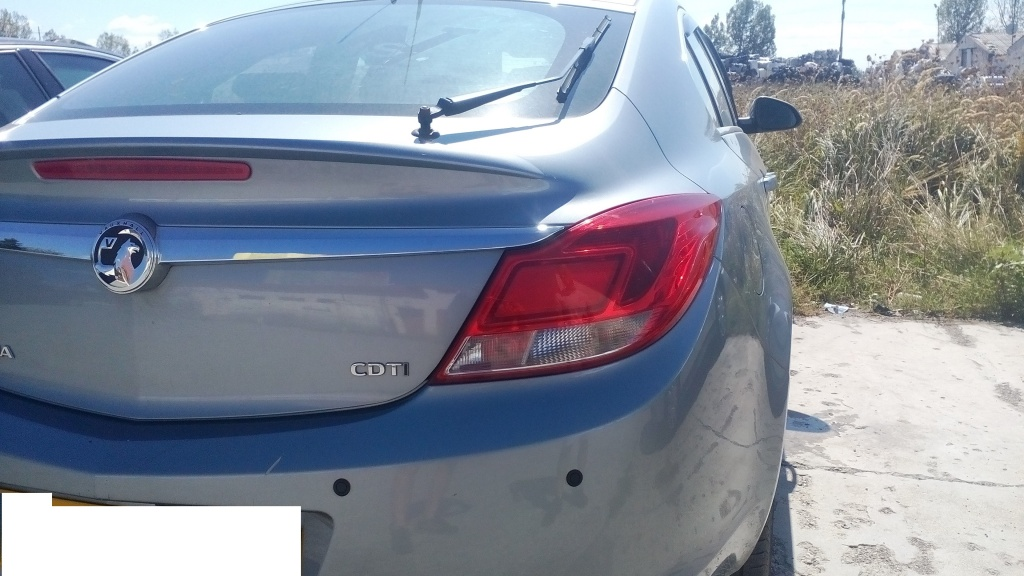 Dezmembrez Opel Insignia 2.0 CDTI 2010 euro5