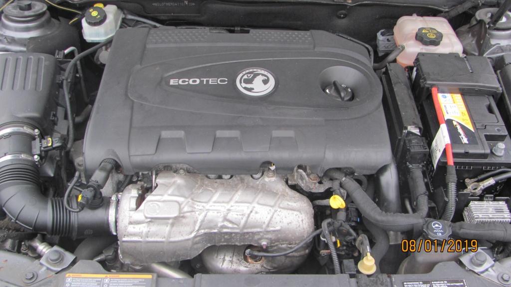 Dezmembrez Opel Insignia A 2010 break combi cdti