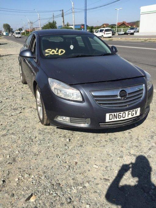 Dezmembrez Opel Insignia A 2010 LIMUZINA 2.0 CDTI
